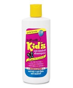 Sulfur 8 Kids Medicated Anti Dandruff Shampoo