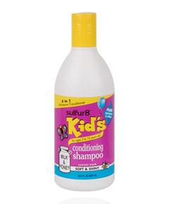 Sulfur 8 Kids Conditioning Shampoo