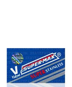 Vidyut Super Stainless Blades