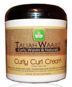 Black Earth Curly Curl Cream