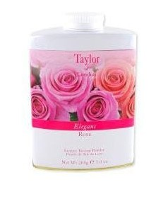 Elegant Rose Luxury Talcum Powder