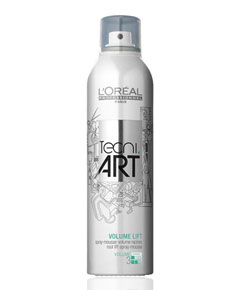 Tecni Art Volume Lift Root Lift Spray Mousse