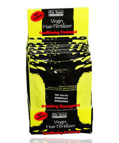 Virgin Hair Fertilizer Conditioning Treatment Sachet