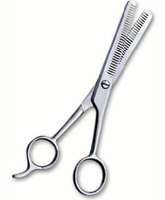 FineLines Thinning Scissors with Hook 33402