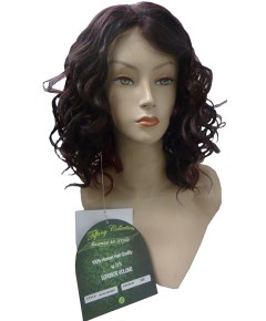 Tiffany Collection HB Lace J Part Choco Wig
