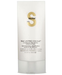S Factor True Lasting Colour Conditioner