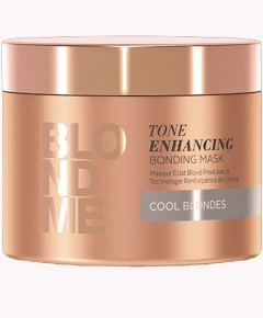 Blondme Tone Enhancing Bonding Mask For Cool Blondes