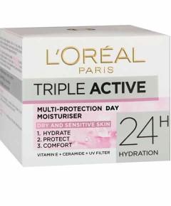 Triple Active 24H Hydration Multi Protection Day Moisturiser