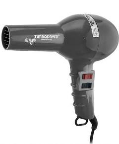 ETI Turbodryer 2000 Gunmetal Professional Hairdryer