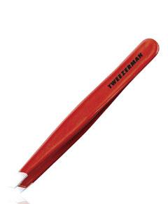 Tweezerman Tweezerman Red Slant Tweezer Pakcosmetics