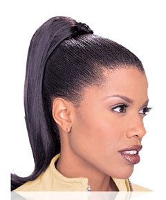 Ultra Hairpieces Syn Pony M Clip