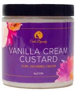 Vanilla Cream Custard