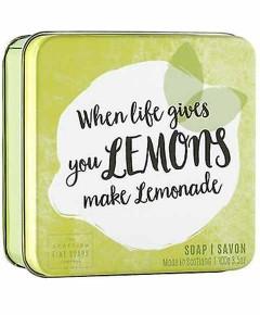 When Life Gives You Lemons Make Lemonade Soap