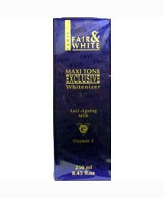 Exclusive Whitenizer Anti Ageing Milk