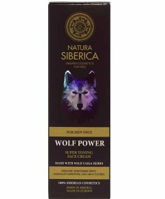 Wolf Power Super Toning Face Cream
