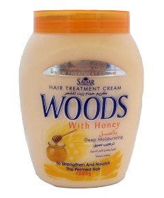 Woods Collection Hair Treatment Cream With Egg