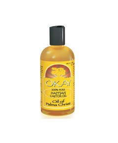 OKAY 100 Percent Pure Haitian Castor Oil