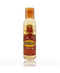 OKAY Almond Oil for Skin and Hair